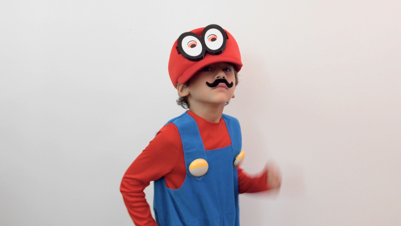 hero-run.jpg Télécharger fichier STL gratuit Mario Cappy Chapeau Animated Eyes Animated Eyes • Objet imprimable en 3D, Adafruit