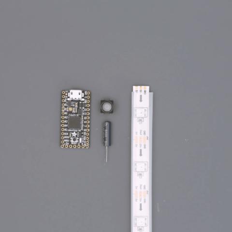 Capture d'écran 2018-04-12 à 16.34.26.png Download free STL file LED Trampoline – NeoPixels and CircuitPython • 3D printer object, Adafruit