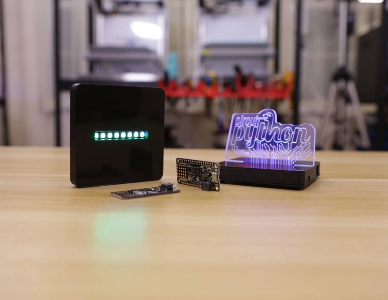 Capture d'écran 2017-09-01 à 10.48.44.png Download free STL file LED Acrylic Sign with NeoPixels and Circuit Python • Model to 3D print, Adafruit