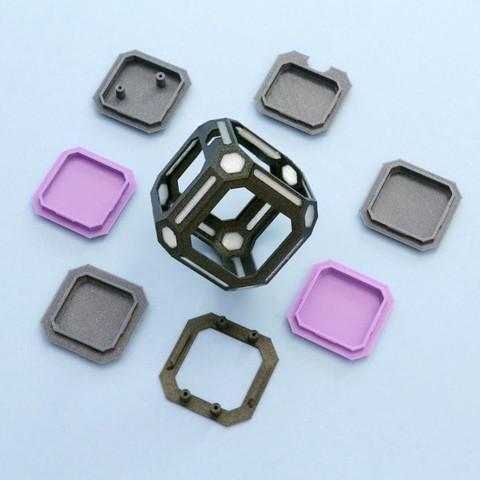 a3d45d144d69befb51419e98a25f12b7_display_large.jpg Download free STL file Time Tracking Cube • 3D print design, Adafruit