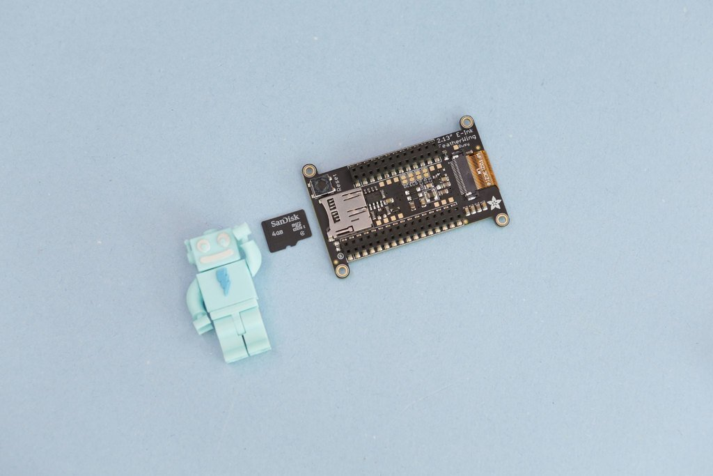 dc98f9b3f65bda8a9c73b0ba5ea43221_display_large.jpg Télécharger fichier STL gratuit Support e-Ink FeatherWing • Design pour imprimante 3D, Adafruit