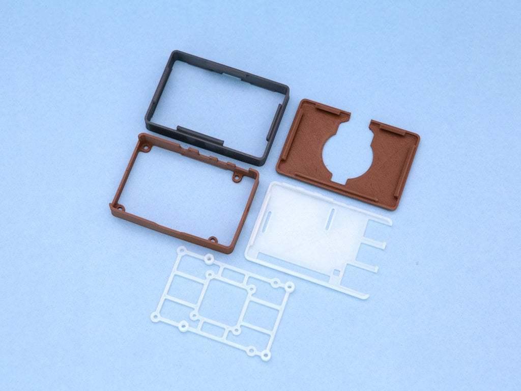 3d-parts-crop.jpg Download free STL file Raspberry Pi HQ Camera Case • 3D print design, Adafruit