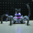 Free 3D file Guardian Robot Hackable – Bottom Remix, Adafruit