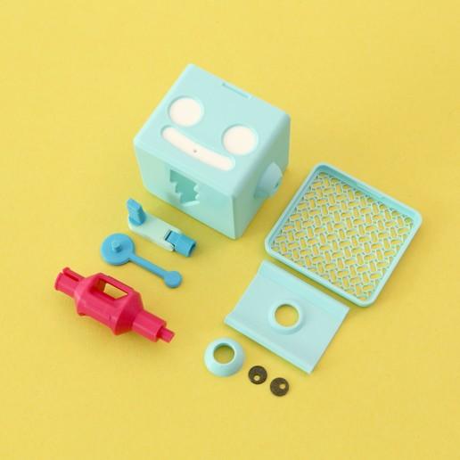 parts-angle-update.jpg Download free STL file Hand Crank Solder Dispenser • 3D printable design, Adafruit