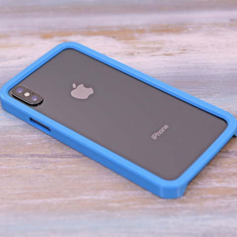 Descargar archivo 3D gratis funda iPhone X, Adafruit