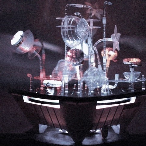 Plan imprimante 3D gatuit Mise à niveau Astrolite NeoPixel, Adafruit