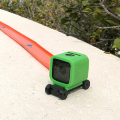Free 3D model Hot Wheels GoPro Car, Adafruit