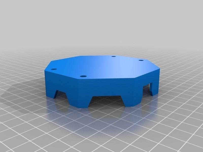 722ca0ec3cf3f8948da778c7badbd439_display_large.jpg Download free STL file Crickit Light Switch Servo Mount • Design to 3D print, Adafruit