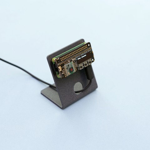 Télécharger fichier 3D gratuit Stand Pi Zéro Framboise Framboise, Adafruit