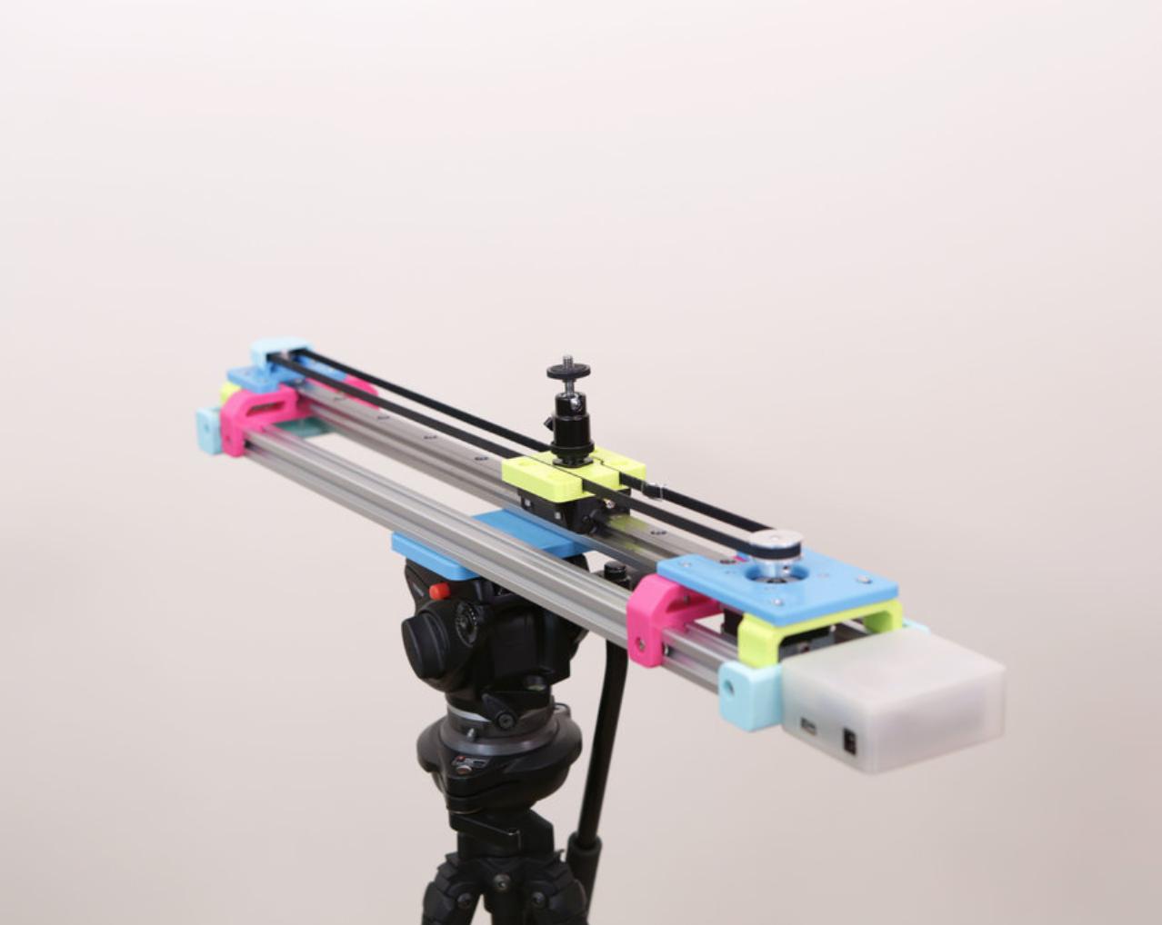 Capture d'écran 2018-01-03 à 10.26.12.png Télécharger fichier STL gratuit Slider de caméra motorisé MK3 • Modèle pour impression 3D, Adafruit