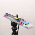 Free 3D printer file Motorized Camera Slider MK3, Adafruit