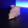 Download free STL file CT Toy Train & Tracks • Object to 3D print, Adafruit