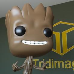 Download 3D printer designs GRU PLANT POT VRS02, tridimagina