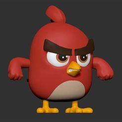 angry.jpg Télécharger fichier STL 13 septembre - En colère • Plan à imprimer en 3D, tridimagina