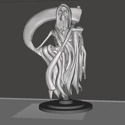 Imprimir en 3D the reaper, tridimagina