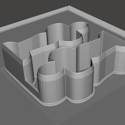 oscarsandwichcutter01.jpg Download STL file Oscar sandwich cutter • 3D print model, tridimagina