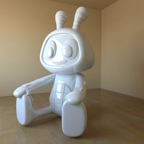 beatboo02.jpg Download STL file BEATBOO • 3D printable design, tridimagina