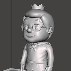 principejueves04.jpg Télécharger fichier STL Prince Thurs • Design à imprimer en 3D, tridimagina