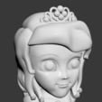 STL file princess Sofia, tridimagina