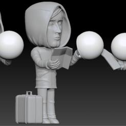 Download 3D printing designs Timetraveler_Adan, tridimagina