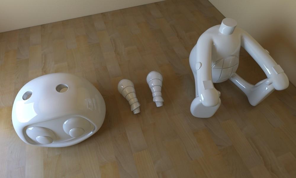 beatboo11.jpg Download STL file BEATBOO • 3D printable design, tridimagina