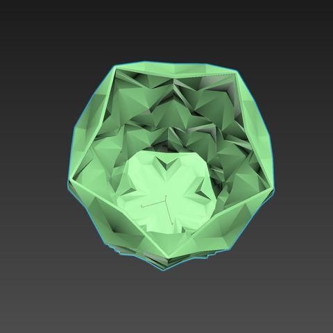 12.jpg Download free STL file Geometric Vase • 3D printable object, tridimagina