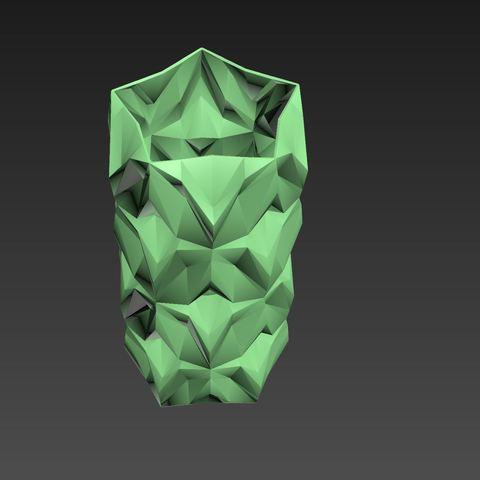 11.jpg Download free STL file Geometric Vase • 3D printable object, tridimagina