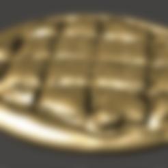 RamadanBread.stl Download free STL file Ramadan Bread • 3D printing model, MiniFabrikam