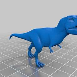 Download free 3DS file T-Rex • 3D printing template, MiniFabrikam