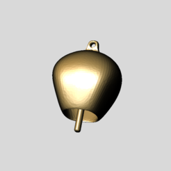 Sheep bell-1.PNG Download STL file Sheep bell • 3D printable design, MiniFabrikam