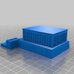 Impresiones 3D gratis Anitkabir, MiniFabrikam