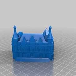 Download free 3D printer templates HaydarpaÅŸa Railway Station, MiniFabrikam