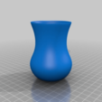 6615ff4b33d3462a4661536ee7009962.png Download free 3MF file Turkish Tea Cup (glass) • Object to 3D print, MiniFabrikam