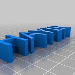 Télécharger objet 3D gratuit HAYIR, MiniFabrikam