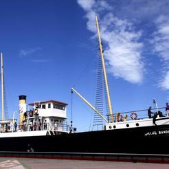 Download free STL file Bandırma Vapuru (Historic Ship), MiniFabrikam