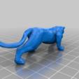 e72a7615ed307f9833987c83baf336f4.png Télécharger fichier STL gratuit Léopard • Objet imprimable en 3D, MiniFabrikam