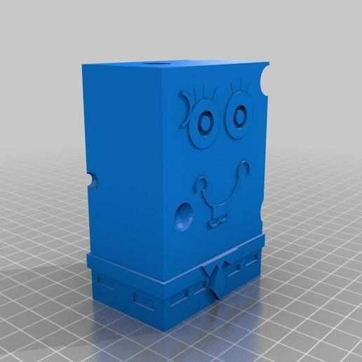Télécharger modèle 3D gratuit Bob l'éponge, MiniFabrikam