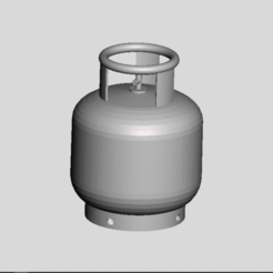 Download 3D printing models Cooker gas tube, MiniFabrikam