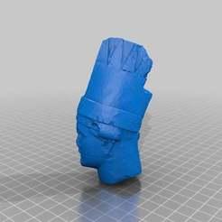 Télécharger plan imprimante 3D gatuit Statue du mont Nimrod à Antioche, MiniFabrikam