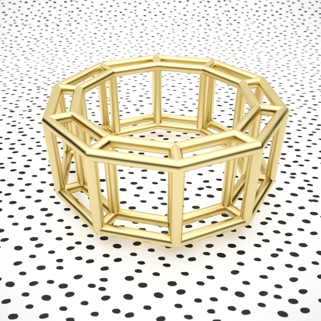 Capture_d__cran_2015-01-22___09.48.45.png Download free STL file Piped Bracelet • 3D printing template, sucmuc