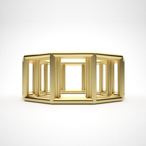 Capture_d__cran_2015-01-22___09.48.37.png Download free STL file Piped Bracelet • 3D printing template, sucmuc
