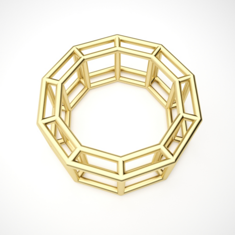 Capture_d__cran_2015-01-22___09.48.56.png Download free STL file Piped Bracelet • 3D printing template, sucmuc