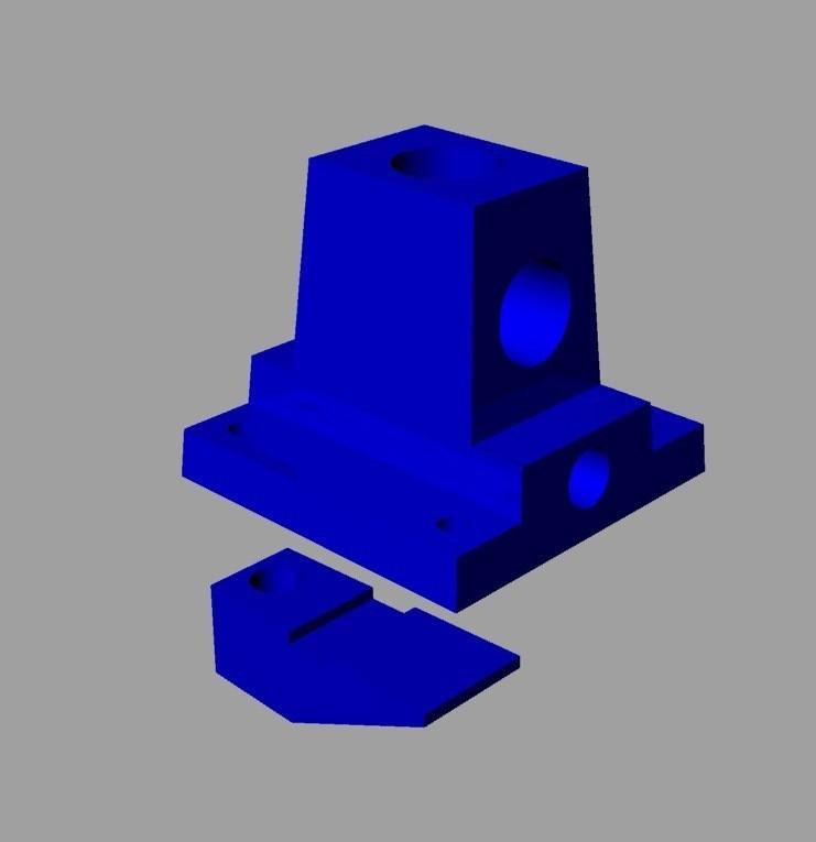 Hack_Ikea_Tertial_Support.jpg Download STL file Hack IKEA • Design to 3D print, TEGROEG