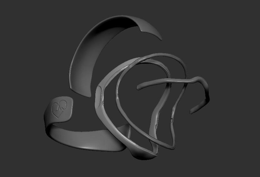 13.jpg Télécharger fichier STL gratuit Verre à masque de quarantaine • Design pour imprimante 3D, PaburoVIII