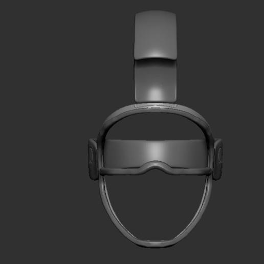 09.jpg Télécharger fichier STL gratuit Verre à masque de quarantaine • Design pour imprimante 3D, PaburoVIII