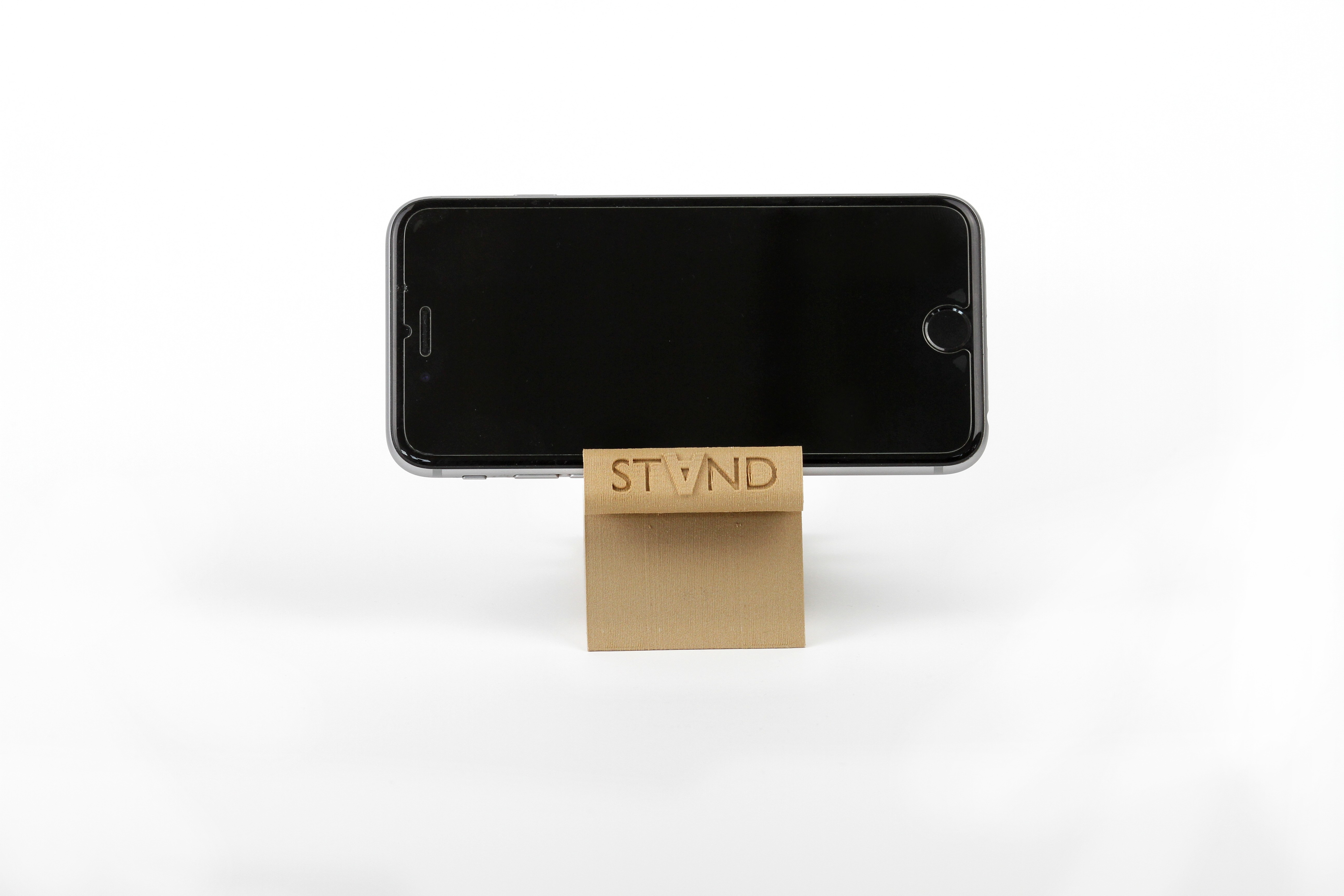IMG_8089.JPG Download STL file STAND: the different smartphone holder • 3D printable model, MonzaMakers