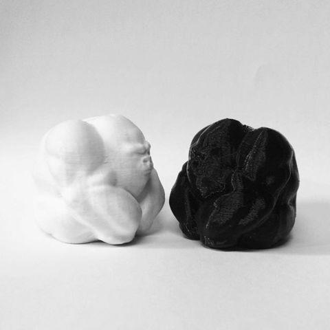 Download free STL file Fat Gorilla • Design to 3D print, MonzaMakers