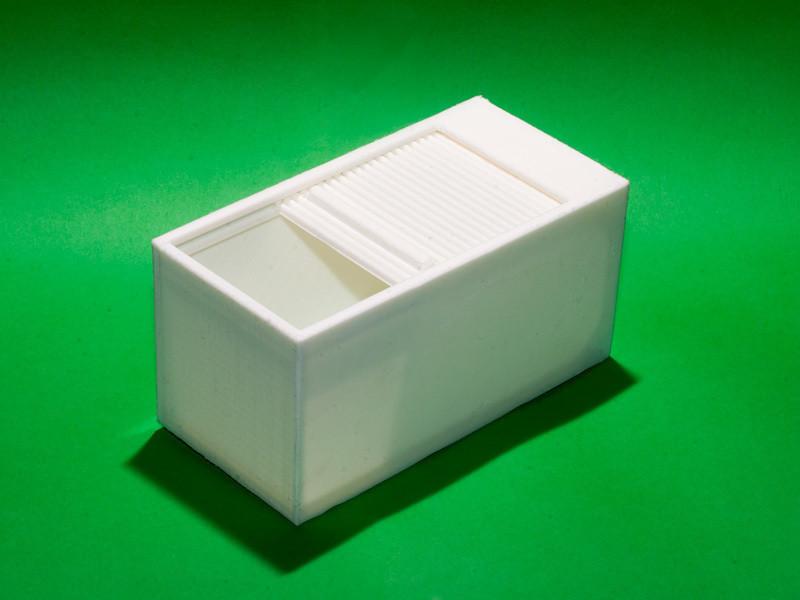 rolltopbox_1.jpg Download free STL file Roll-Top Box • 3D print template, Egon