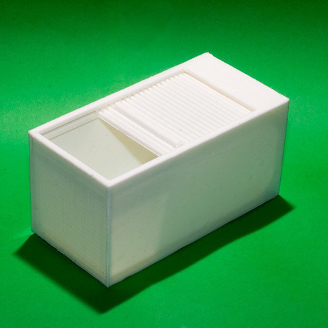 Free 3D printer file Roll-Top Box, Egon