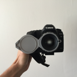 Capture_d__cran_2015-01-28___17.32.35.png Download free STL file Flip Lens Cap • 3D printing object, CWandT